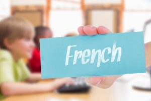 Junior French Mon.Wed.4PM(Sept. 9)