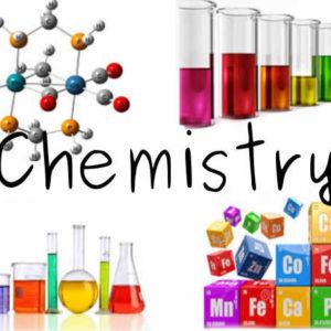 Chemistry – Grade 10 – May 13