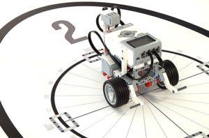 E1-3 EV3 Robot