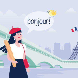 French picture book reading (G3-6)