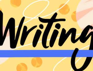 Senior English Writing – Private Lessons